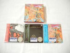 Earth and Fire JAPAN 3 titles Mini LP SHM-CD PROMO BOX SET