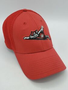 Richmond Flying Squirrels New Era Red Small/Medium Hat Cap