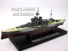 HMS Warspite (03) British Navy 1/1250 Scale Diecast Model Ship by Atlas
