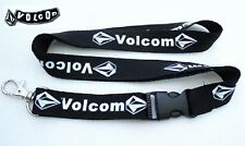 Volcom Lanyard ID Holder Keychain Cell Phone WAKE BMX SURF SNOWBOARD SKATEBOARD