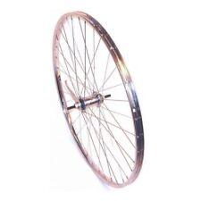 StaTru/Osco 26X1-3/8 Steel Rear Wheel C/Brake Chrome 590Iso