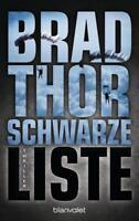 Schwarze Liste von Brad Thor (2015, Taschenbuch)