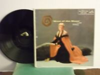 """Lee Wiley,RCA LPM 1408,""""West of The Moon"""",US,LP,mono,1957 jazz vocals, RARE,EXC"""
