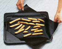 Non Stick Wipe Clean Oven Liner Baking Frying Grill Cooker Kitchen Gas Electric