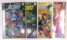 Jetsons #1 & 2 (Cover A), 3 & 4 (Cover B) SET - DC Comics - Hanna Barbera