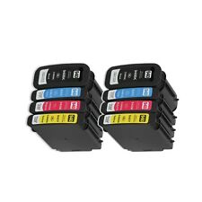 8 Pack NON-OEM 940XL INK CARTRIDGE for HP OFFICEJET PRO 8000 8500 8500A HP940