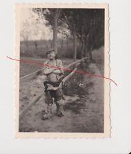 Old Poland Photo Original WWII Polish Lumpen. Debica.   Polski Lumpen. Dębica