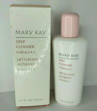 Mary Kay Deep Cleanser Formula 3 New in Box 6.5oz for Oily Skin