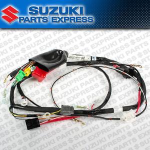 2000 - 2006 SUZUKI LT80 LT 80 QUADSPORT OEM WIRE ELECTRICAL HARNESS 36610-40B20
