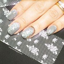 1stk Holo Nagelfolie Transferfolie Zauberfolie Nail Art Foils Blumen