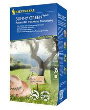 Kiepenkerl Profiline Soleil Green Pelouse pour Endroits Secs 1 kg pour 35 qm