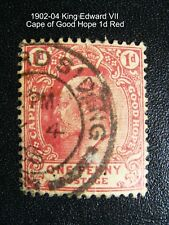1902-1904 Cape of Good Hope King Edward VII One Penny stamp