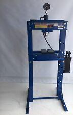 Hydraulic Shop Press 20 ton, High/Low Pump, Hydraulic Ram With Gauge  (SP20HL)