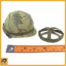 """1//6 Soldier Accessories Space Pilot sci-fi Helmet Cover Protect Full Face 12/"""""""