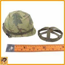 1:6 Scale Dragon Action Figures Jack Korean War Helmet w// Camo Cloth Cover