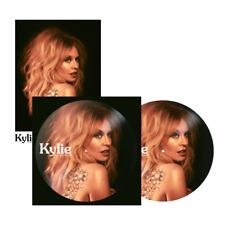 Kylie Minogue Golden Picture Disc Vinyl LP Exclusive Portrait Photograph SEALED