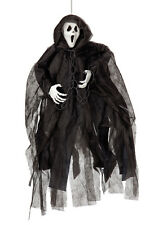 Deko-Skelett Schwarzer Geist 22 cm Halloween Horror 129033513