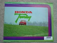 Honda N 600 Touring Car folleto Jm