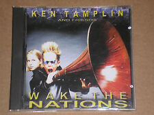 KEN TAMPLIN AND FRIENDS - WAKE THE NATIONS - CD