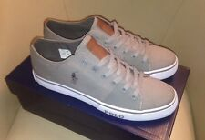 Mens Ralph Lauren Trainers Shoes  Cantor Leather New In Box RRP £85 Size 10