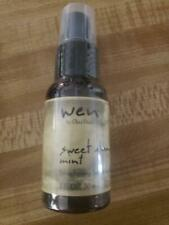 Wen Straightening Smoothing Gloss Sweet Almond Mint 1 oz Hair Care New Sealed