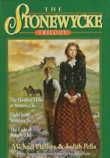 The Stonewycke Trilogy by Michael Phillips & Judith Pella HDCJ
