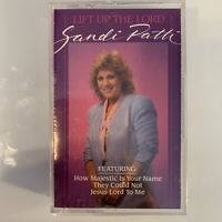 Sandi Patti Lift Up The Lord (Cassette)