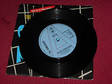 "The Sinceros:  Take me to your leader  1979    EX 7""   PROMO"