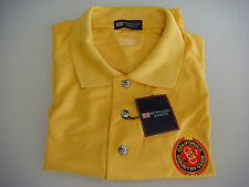New Men's Bermuda Sands Yellow California Country Club Size Large (Rd518) pt