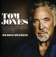 TOM JONES Greatest Hits Rediscovered 2CD BRAND NEW