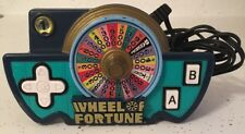 Wheel of Fortune controller/cables. 2005 Plug And Play