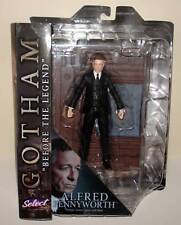 """Diamond Select GOTHAM (TV Series) ALFRED PENNYWORTH 7"""" ACTION FIGURE Sealed"""