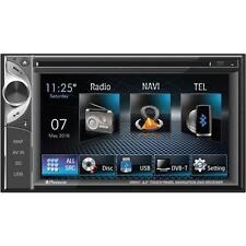 "Autoradio PHONOCAR VM057 Media Station Led Digitale 6,2""Bluetooth Modulo con GPS"