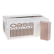 Full Box of 20 Smithers Oasis SEC Floral Foam Bricks/Blocks or Cake
