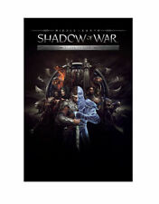 Middle-earth: Shadow of War -- Silver Edition (Microsoft Xbox One, 2017)