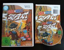 Wild West Shootout - Nintendo Wii / Wii U - Free, Fast P&P! - Zapper Gun Game