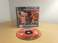 PLAYSTATION 1 - Tomorrow Never Dies - PS1 Game 007 - FREE P&P