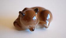 Lomonosov Porcelain Figurine Bear