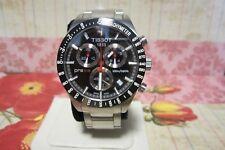 Tissot PRS 516 Quartz Watch Tissot PRS 516 Men's Black Chronograph Dial Watch