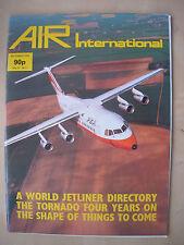 AIR INTERNATIONAL MAGAZINE SEPTEMBER 1984 BRITISH AEROSPACE 146-200