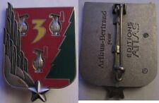 Insigne 3° Régiment d'Hélicoptères de Combat  ATLAS