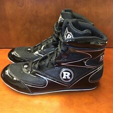 Ringside Mens Diablo Boxing Shoes Size Us 10 Black