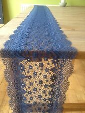 **CLEARANCE SALE** 1 Blue Wedding Decoration / Table Runner