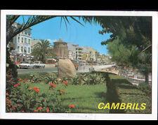 CAMBRILS (ESPAGNE) RENAULT R5 aux COMMERCES & RESIDENCE en 1993