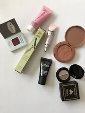 Ipsy Bag with 7 Beauty and Make Up Sample Products