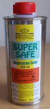 "Prinz ""Super Safe"" Watermark Fluid. 250ml bottle. Ref 1007."