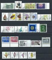Allemagne RFA Lot 23 Tp Obl (FU) Année 1984 (lot XII)