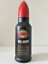 Red Army vodka Bottle only (no content)