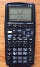 Texas Instruments Ti-86 Graphing Calculator with sliding cover
