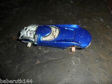 Redline Hotwheels Blue 1969 Turbofire For Restore